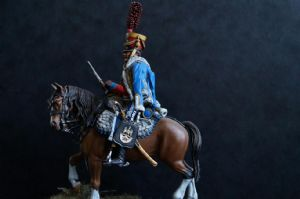 FTH-2 Mounted Trooper of Hussars